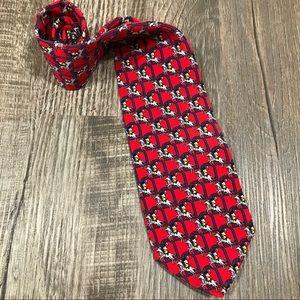 Vintage Mickey & co neck tie